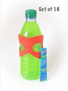 Ninja Turtle Inspired Birthday Party Favor Felt Mask Super Hero Dress Up Set of 16 on Etsy, $32.00