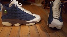 Come list sneakers for FREE! Jordan 13 flints size 11 #sneakerfiend #flykicks #snkrhds #instakicks #sneakerheads #shoegame #airjordan - http://sneakswap.com/buy-retro-sneakers/jordan-13-flints-size-11/