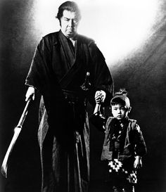 Somebody Stole My Thunder: A few pictures and posters from the LONE WOLF AND CUB films