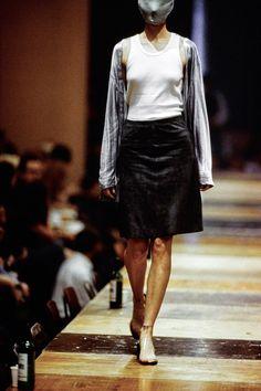 Maison Margiela Spring 1996 Ready-to-Wear Fashion Show