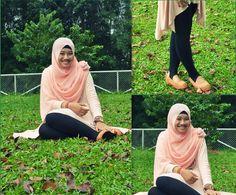 #me#hijabstyle#beautyofme#peach