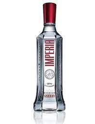Imperia Vodka; Pristine, velvety-smooth, complex and inspired, this is vodka at a vertiginous high | spiritedgifts.com