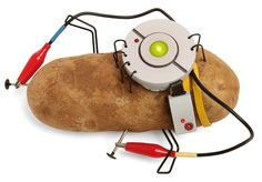Portal 2 PotatOS Science Kit from Think Geek. Aperture Science, Geek Toys, Portal 2, Science Toys, Into The Fire, Viera, The Wiz, Gifts For Kids, Gadgets