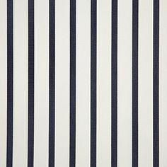 New 2014 Sunbrella Indoor Outdoor Upholstery fabric called Lido Indigo 57004-0000