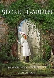 The Secret Garden. Those who know me well, know that this was only the beginning!