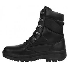 Buty Wojskowe Grom-1 Protector Czarne  #buty, #taktyczne, #Grom, #Protektor, #Czarne