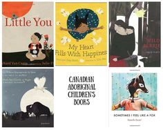 Canadian Aboriginal Children's Books #diversekidslit