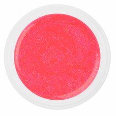 Million glitter UV gel pink