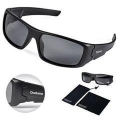 9ea1373250 Duduma Polarized Sports Sunglasses for Baseball Cycling Fishing Golf  Superlight Frame - Sunglasses Hub
