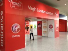 Event Review- The London Marathon Expo 2013