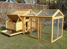 Devon Discount Chicken Coop and Run. Low cost coop in Poultry ...