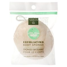 Earth Therapeutics Exfoliating Body Sponge