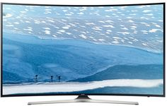 "Телевизор Samsung 65KU6172 65"" 4К CURVED LED TV, Smart - цена и характеристики 