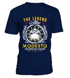 MODESTO - Alive, Endless LEGEND