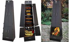 Outdoor Fireplace Plans | Easy and Attractive to Look at -  patio fireplace grill