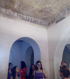 Visita al observatorio astrónomico en el periodo califal y cárcel inquisitorial en el periodo de los reyes católicos con @gozarte