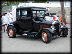 T T Bucket, Street Rods, Custom Cars, Hot Rods, Antique Cars, Model, Cutaway, Vintage Cars, Car Tuning