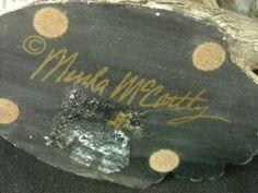 "PRISTINE*VINTAGE ""MARSHA McCARTHY~ GREY COLDCAST 5.5"" CAT FIGURINE-JEWEL COLLAR | eBay"
