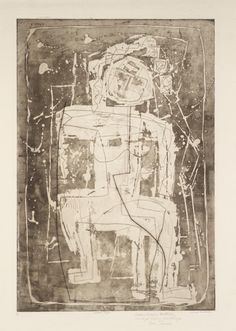 'Dancing Figure', Louise Nevelson, c.1953-5 | Tate