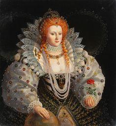 Kinuko Y. Craft. Elizabeth I