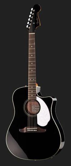 54fcff56600 Fender Sonoran SCE BK Upgraded - Thomann UK