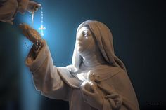 Statue of the Blessed Mother.    I hope you enjoy these moments in time that have been captured.    Stop by and check out some of my other Galleries on Fine Art America.  Just simply search for Thomas Woolworth.    Photographer (1977), Digital Artist and Owner V'CAD Support (since 1987). 