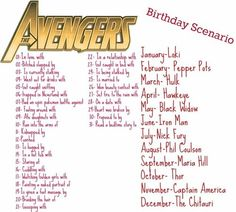 My heart was broken by Phil Coulson... so terribly accurate its not even funny