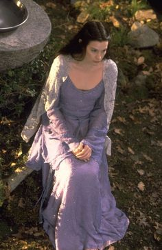 Liv Tyler as Arwen in Lord of the Rings