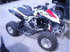 Used 2010 #Kawasaki Kfx 450r #Four_Wheeler_ATV in Laurel @ AtvStartup.Com