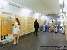 1971 / Station Ecole Vétérinaire, Maisons-Alfort