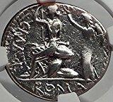 Roman Republic 96BC Rome Apollo Victory Ancient AR Denarius Coin NGC i61954 Roman Republic, Apollo, Victorious, Rome, Coins, Rooms, Apollo Program, Rome Italy