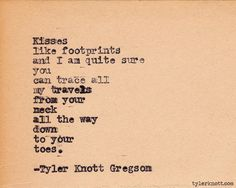 Typewriter Series #370 by Tyler Knott Gregson <3