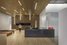MG2 Global Headquarters, Seattle – Washington » Retail Design Blog