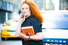 WE GRACE CODDINGTON: Grace A Memoir by Grace Coddington - Image Amplified: The Flash and Glam of All Things Pop Culture. From the Runway to the Red Carpet, High Fashion to Music, Movie Stars to Supermodels.