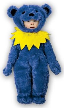 grateful dead bear outfit for child ...yes ( gypsy rose)