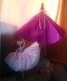 κούκλες από χαρτί Home Decor, Ballerinas, Art, Diy, Crafting, Decoration Home, Room Decor, Home Interior Design, Home Decoration