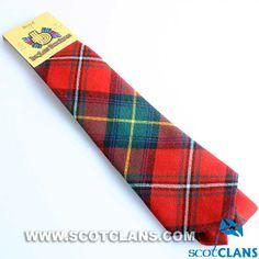 Clan Boyd Tartan Tie