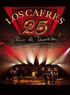 Los Cafres - 25 Años de Música.