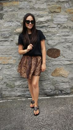 Love, Ludy: Leopard with Lace