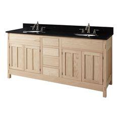 Rustic Bathrooms Farmhouse Vanity 72 Inch Driftwood Grey