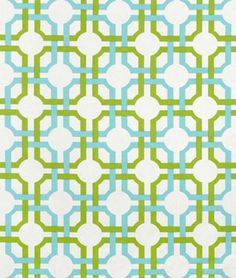 Waverly Groovy Grille Confetti Fabric - $15.2 | onlinefabricstore.net