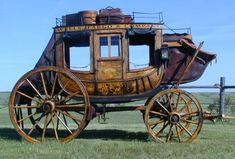 Mar. 18, 1850,  the first stagecoach company, American Express, is formed by Henry Wells and William Fargo. The name is later changed to Wells Fargo.
