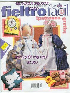 Fieltro Facil 2002 n16 - REVISTAS DIVERSAS - Picasa Web Albümleri