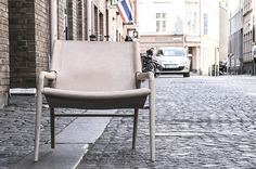 Rama Chair från OX Denmarq Outdoor Chairs, Outdoor Furniture, Outdoor Decor, Cosy, Home Decor, Objects, Urban, Dining, Decoration Home