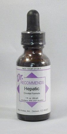 Natural Home Remedy for the Liver | Hepatic Homeopathic www.eVitaminMarket.com