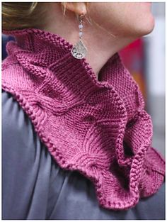 Cabled Confection Cowl by Christina Peters - $19.99 for 18 patterns