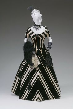 Ball gown by Jacques Doucet, 1890's.