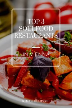 Soulfood is currently a food trend. Here you can find out where the best restaurants in Vienna are to enjoy the trendy food.