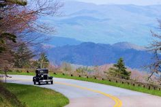 Scenic Drives in Great Smoky Mountains National Park