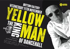 Yellow Man (The King of Dancehall)